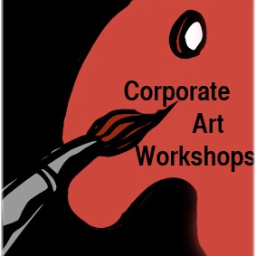 corporate-team-building-art-workshops