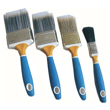 HOUSE BRUSHES A Lot Of Artists Use Larger House Painting Brushes For Priming And Also Blocking In Areas The More You Spend On Brush Usually